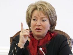 Совет Федерации РФ исключает возвращение Крыма Украине