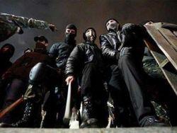 Горсовет Донецка захвачен бойцами «Оплота»