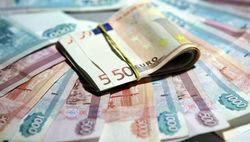 Курс евро вырос к украинской гривне на 0,92% на Форекс после негативных прогнозов ЕБРР