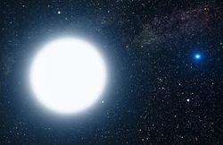 Умирающие звезды могут рассказать о темной материи