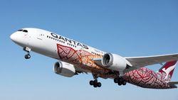 Boeing 787-9 Dreamliner авиакомпании Qantas