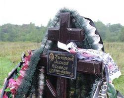 Российские СМИ опубликовали снимки свежих могил псковских десантников