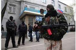 Славянск укрепляется в ожидании ночного штурма украинских силовиков