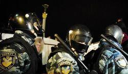 Вечером пятницы в центр Киева начали стягивать силовиков