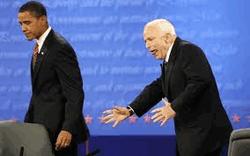 Сенатор Маккейн и президент Обама