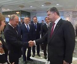 Путин надеется на смену власти в Украине