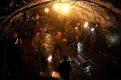 В Луганской области разбомбили шахту
