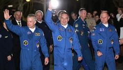 Роскосмос: США смягчили позицию по сотрудничеству NASA с РФ