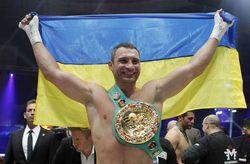 Цена президентства - Виталий Кличко может отдать пояс чемпиона WBC, пишут эксперты
