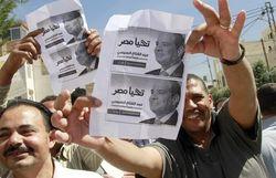 Египтяне проголосовали за ас-Сиси