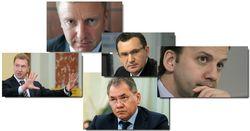 30 популярных министров России в Интернете июля 2014 г.