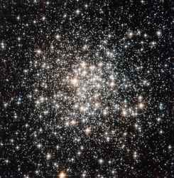 Новое открытие опровергает все теории о черных дырах в звездных скоплениях
