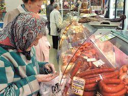 Новые пенсии крымчан не успевают за ростом цен на продукты питания
