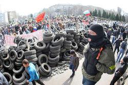 В Макеевке боевики похитили родителей активиста ВО «Свобода»