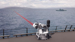 В США прошли успешные испытания наземного лазера против воздушных целей