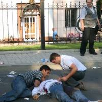 В Киеве убили водителя BMW X6 – бизнесмена из Днепропетровска
