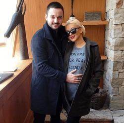 Звезда шоу-бизнеса Кристина Агилера второй раз стала мамой, родив дочь