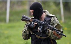 Боевики захватили съемочную группу канала ICTV