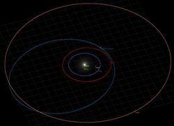 Исследователи зафиксировали новую комету в Солнечной системе