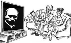 Эксперт рассказал, как РФ готовилась к информационной войне против Украины