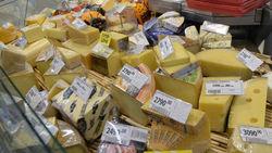 Рынки Москвы проверяют на наличие санкционных товаров