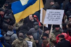 Нардеп Соболев угрожал охране Верховной Рады гранатой