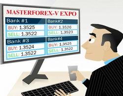 В Masterforex-V Expo назван лучший брокер Forex Украины в марте 2016 г.
