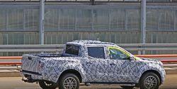 Завершился тест пикапа от Mercedes на автострадах общего пользования