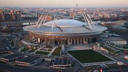 Крыша стадиона «Санкт-Петербург Арена» оказалась дырявой