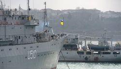 Украина забрала все свои корабли из Севастополя