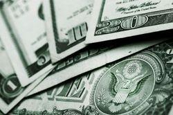 Курс доллара на Форекс  падает. Золото у максимума 2014 г.
