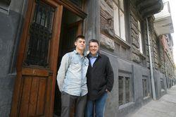 Сыну Олега Тягнибока только 17, но он уже готовится в десантники