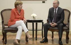 Меркель исчерпала возможности для защиты Путина – СМИ