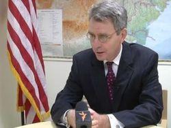 Санкции США против чиновников Украины вступили в силу