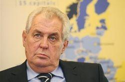 Земан: ЕС не может помочь Украине, где одни бандиты воюют с другими