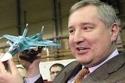Рогозина не пустили через воздушное пространство Украины
