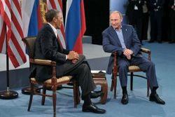 Путин с Обамой не договорились по вопросу Сирии - СМИ