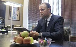 Председатель правления Промсвязьбанка Д. Ананьев
