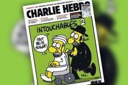 Сатирический журнал Charlie Hebdo будет издаваться в Украине