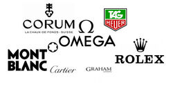 Названы ведущие бренды часов мая 2015г. в Интернете