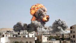 Российские летчики в Сирии применяют «тупые бомбы» – Эрнест