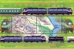 Азербайджан, Грузия и Турция обходят Россию на железнодорожном вираже