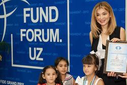 Гульнара Каримова закрыла фонд «Форум культуры и искусства»