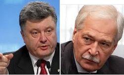Порошенко обсудил с Грызловым изменения в Конституцию – СМИ