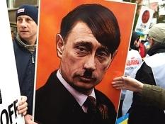 """Путин поговорил с делегацией раввинов, цитируя """"Майн Кампф"""""""