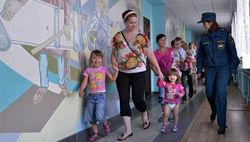 Воспитанников детского дома «Антошка» перевезли из Краматорска в Харьков