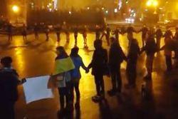 """Во Львове студенты устроили свой """"евромайдан"""""""