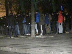Очередное нападение титушек - разгромлен гей-клуб в центре Киева