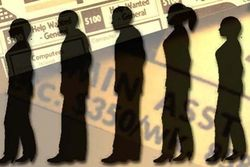 За 8 лет число россиян, работающих на теневом рынке труда, выросло вдвое