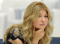 Гульнара Каримова в 3 раза опередила по популярности отца, президента Узбекистана